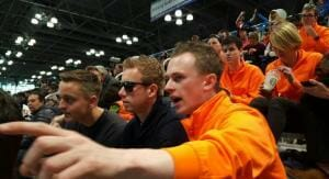 CareerValue goes NYC: FIRST robotics competition - CareerValue | IT vacatures met waarde