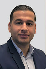 Recruitment Consultant Alireza Ramezanpour